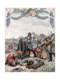 Death of Henri  Vicomte De Turenne  French Soldier  1675 (C1871-194)