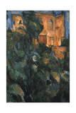 Le Chateau Noir  (Detail)  1904-1906