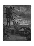 Rizpah  King Saul's Concubine  1866