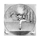 Satire on Vestris  1781