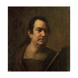 Portrait of a Man  C17th Century