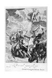 Phaeton Struck Down by Jupiter's Thunderbolt  1655