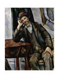 A Smoker  1890-1892