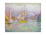 Port of Marseilles  1906-1907