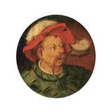 Head of a Lansquenet  C1545-1569