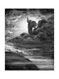 God Creating Light  1866
