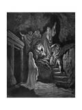 Jesus Raising Lazarus from His Tomb  1865-1866