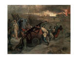 The Village Firemen  1857