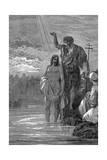 The Baptism of Christ  1st Century