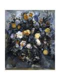 Flowers, C1902 Giclée par Paul Cézanne