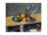 Apples  Pears and Grapes  1879-1880