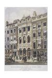 Fleet Street  London  1861