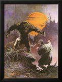 Werewolf vs Dracula