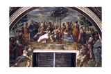 The Parnassus  from the Stanza Delle Segnatura  1510-1511
