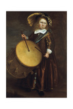 Boy with Drum  17th Century