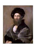 Portrait of Baldassare Castiglione  1514-1515