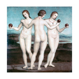 The Three Graces  1504-1505
