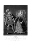 Mary Stuart  Queen of France and Scotland  and Henry Lord Darnley  Her Husband