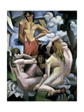 The Bathers  1912