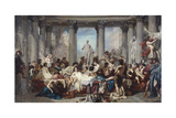 The Romans of the Decadence  1847