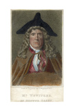 Mr Wewitzer as Doctor Caius  1819