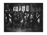 Chanteurs De Rue  C1800-1840
