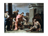 Alexander and Diogenes  Late 17th-Early 18th Century
