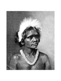 An Aboriginal Woman  1886