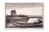 View of the Area around New River Head  Finsbury  London  1665