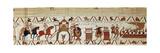 Bayeux Tapestry, 1070S Giclée