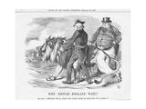 Why Should England Wait  1884