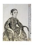 Portrait of a Young Lady (La Mousm)  1888