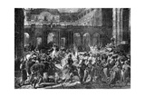 The Duke of Orleans Leaves the Royal Palace  Paris  31st July 1830 (1882-188)