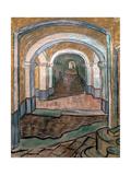 Vestibule of Asylum  1889