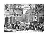 Masquerades and Operas  1724