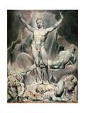 Satan Arousing the Rebel Angels  1808
