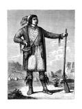 Osceola  Chief of the Seminoles  C1837