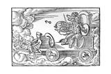 Mars  Roman God of War  1569