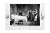 Florence Nightingale in the Hospital at Scutari  C1860