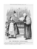 The Chichester Extinguisher  1868