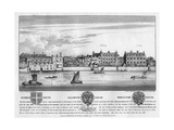 Durham House  Salisbury House  and Worcester House  London  C1630