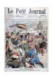 The 13th Dalai Lama Fleeing the British Invasion of Tibet, 1904 Giclée