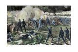 Battle of Cold Harbor  Virginia  American Civil War  3 June 1864
