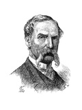 Sir John Tenniel  British Artist and Cartoonist  1889