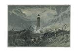 Third Eddystone Lighthouse  19th Century
