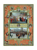 Queen Victoria's Coronation  1837 and Golden Jubilee  1887