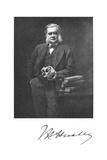 Thomas Henry Huxley  English Biologist  1883