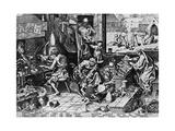 Elixir of Life: 'The Alchemist  1558