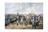 Napoleon at Tilsit  1807