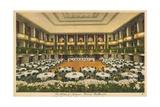 The Waldorf Astoria  Grand Ballroom  C1930S